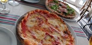 Pizzas de Il Forno (Establiments).